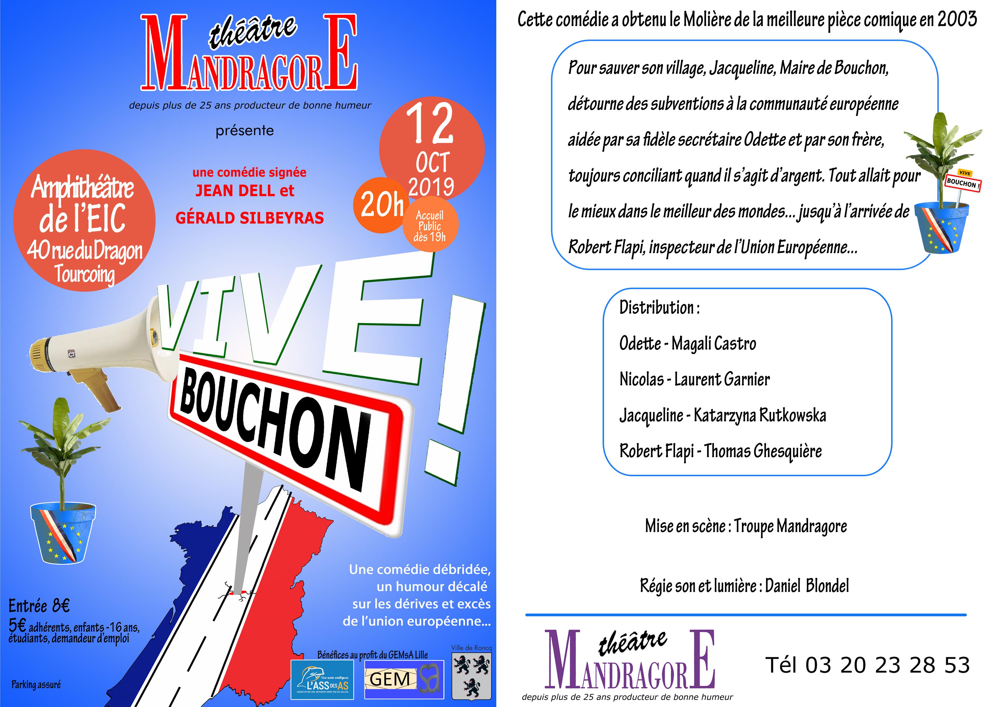 Vive Bouchon EIC